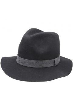 Chapeau Seeberger Chapeau feutre femme Friroc noir(88563295)