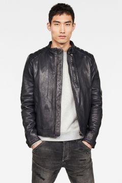 Biker Leather Jacket(109243454)
