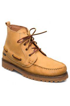 Rough 4-Eye Nbk Marstrand KÄNga Shoes Business Loafers Gelb MARSTRAND(96841876)