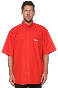 Balenciaga Erkek GÖMLEK Kırmızı 40 IT(119942999)