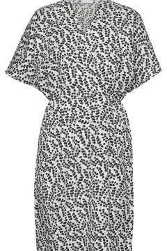 Caesia Cross Dress Kurzes Kleid Bunt/gemustert STORM & MARIE(114164413)