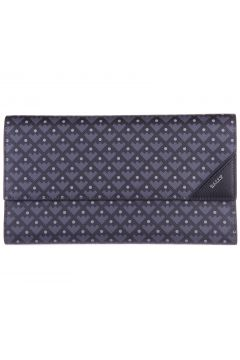 Wallet genuine leather cheque book balmhorn canvas coated(118070794)