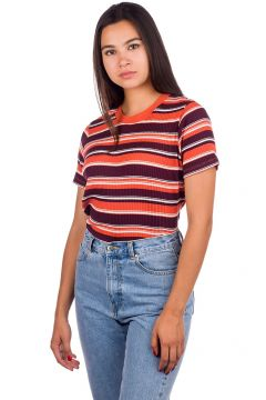 Iriedaily Emma Peel T-Shirt paars(93465129)