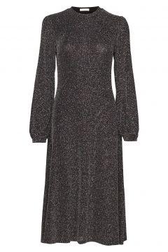 Marcie Dress Kleid Knielang Grau IDA SJÖSTEDT(114164022)