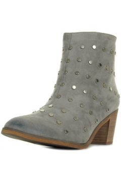 Bottines Vanessa Wu BT1596 Gris(88449127)