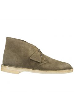 Men's suede desert boots lace up ankle boots desert(96251204)