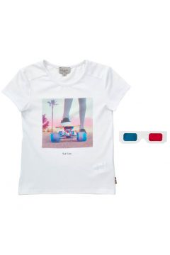 T-Shirt Skaterin 3D Brille Liv(112328209)