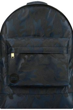 Mi-Pac Satin Camo Backpack navy(97856577)