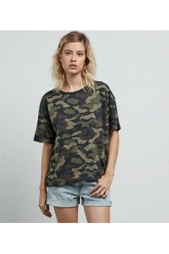 T-shirt Volcom Throw Shade Ss(127888573)