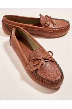 Bambi Taba Kadın Loafer Ayakkabı 09(109222912)