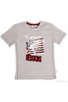 T-shirt enfant Redskins T-Shirt Garçon Barbla Gris(127850541)