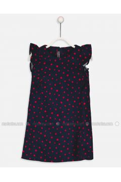 Navy Blue - Age 8-12 Dress - LC WAIKIKI(110342133)