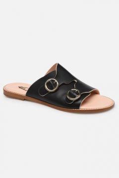 Craie - Paros - Clogs & Pantoletten für Damen / schwarz(111591869)