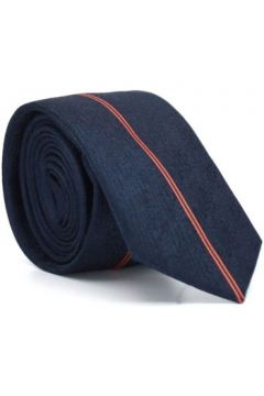 Cravates et accessoires Kebello Cravate à motifs H Marine(127951477)