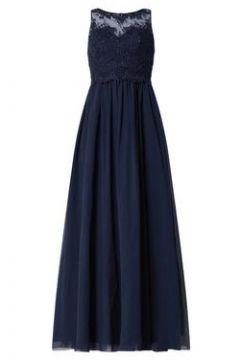 Abendkleid aus Chiffon mit Ziersteinen(108046709)