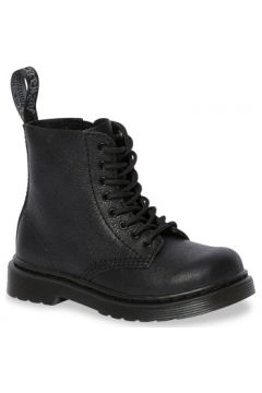 Bottes Dr Martens 1460 Pascal Mono T Black Virginia(101776897)