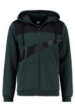 Sweat-shirt Nike Sportswear Felpa Fullzip Verde(115477110)