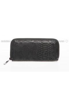 Black - Wallet - DeFacto(110325432)