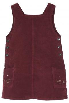 Kleid aus Velours(117378151)