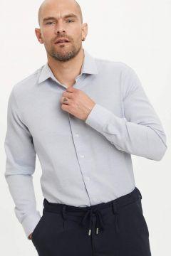 DeFacto Erkek Modern Fit Gömlek(119063826)