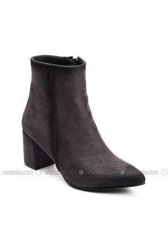 Gray - Boot - Boots - Sapin(110326019)