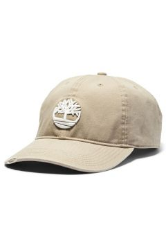 Distressed Baseball Cap with Tree Logo(115242272)