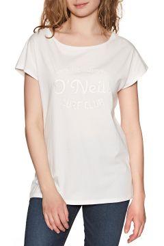 T-Shirt à Manche Courte Femme O\'Neill Simple - Powder White(111325590)