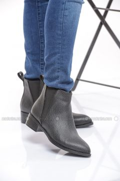 Black - Boot - Boots - Shoestime(110342635)