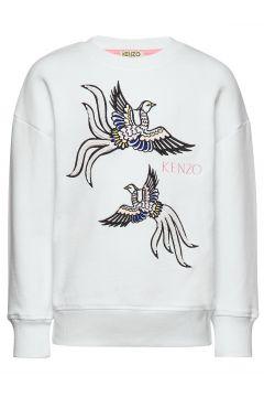 Justine Sweat-shirt Pullover Weiß KENZO(108574984)