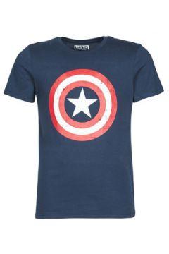 T-shirt Casual Attitude CAPTAIN AMERICA LOGO(115596590)