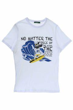 Limon Beyaz T-Shirt(115291656)