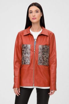 Куртка кожаная Amante(103270632)