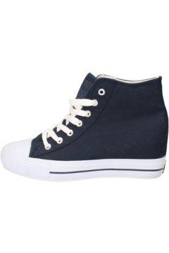Chaussures Carrera sneakers bleu toile BZ800(115399017)