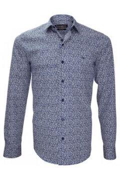 Chemise Emporio Balzani chemise imprimee tiberio bleu(115424512)