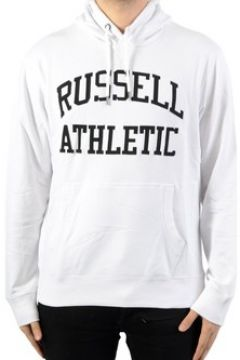 Sweat-shirt Russell Athletic Sweat à Capuche Iconic Tackle Twill Hoody(98519710)