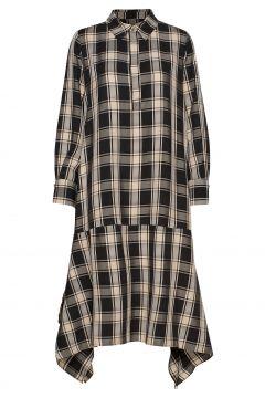 Whitney Dress Kleid Knielang Bunt/gemustert MOTHER OF PEARL(121110916)