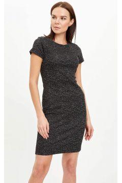 DeFacto Kadın Regular Fit Dokuma Elbise(119063811)