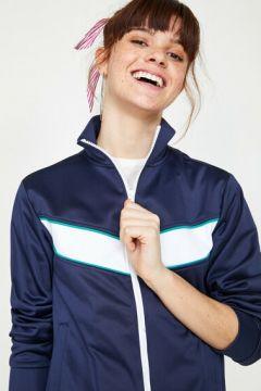 Koton Kadın Yüksek Yaka Sweatshirt(118034861)