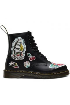 Boots Dr Martens 1460 Tattoo Chris Lambert(98719241)