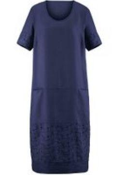 Abendkleid Kleid mit 1/2-Arm Anna Aura blau(120925043)