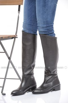 Black - Boot - Boots - Shoestime(110342633)