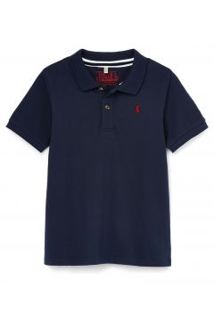 Joules Woody Jungen Polo-Shirt - French Navy(117425289)