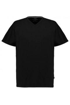 Kitaro: T-Shirt kurzarm, 3XL, Schwarz(112322427)