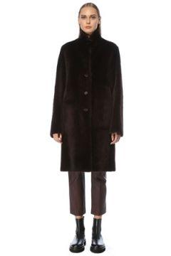 Joseph Kadın Brittany Kahverengi Çift Taraflı Deri Palto Kahverengi 36 FR(127171276)
