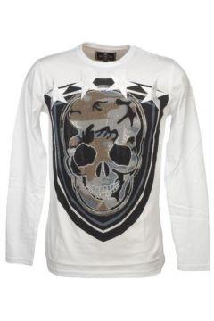 T-shirt Hite Couture Murlit white ml tee(127855710)