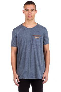 Naketano Suppenkasper T-Shirt heritage bluegrey melange(97766387)
