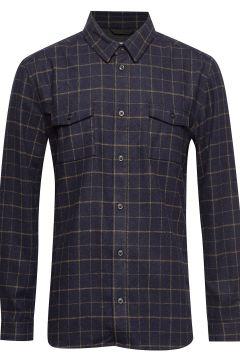 Dines Shirt Jacket Hemd Casual Blau LES DEUX(114155378)