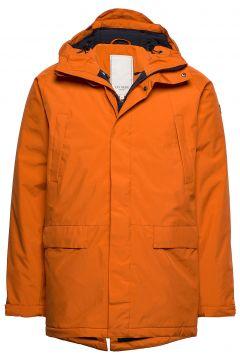 Charious Parkacoat Parka Jacke Orange LES DEUX(114155382)