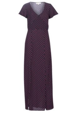 Robe MICHAEL Michael Kors SLICE DOTS SLIT DRESS(101584898)