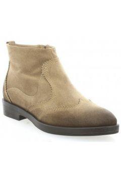 Boots Donna Più Boots cuir velours(98736484)